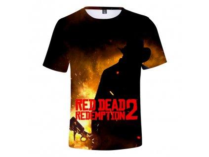 Red Dead Redemption 2 Trička